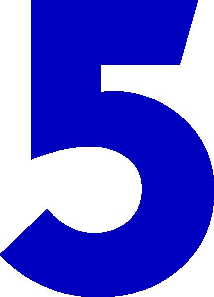 five at