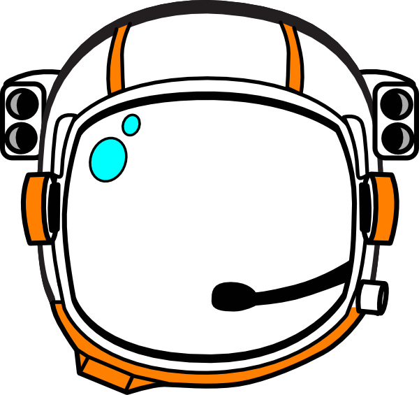 astronaut helmet clip art - photo #1