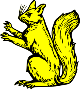 Squirrel Without Background Clip Art