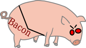 Bacon Graph Clip Art