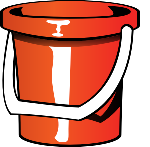 Pail Bucket Clip Art at Clker.com  vector clip art online, royalty