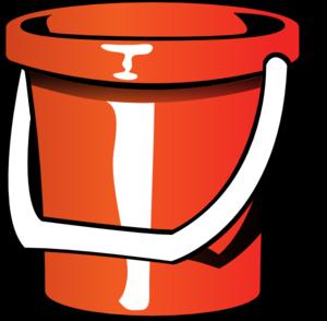 Pail Bucket Clip Art