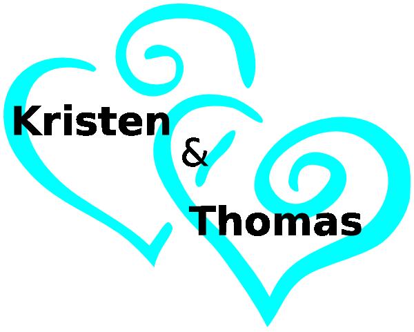 Blue Heart Wedding Clip Art At Clker