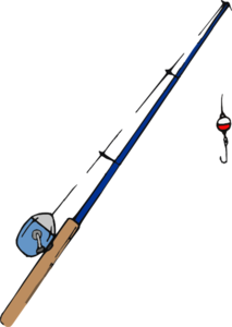 Fishing Pole2 Clip Art