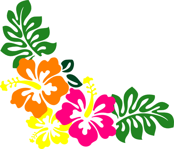 Hibiscus 20 Clip Art At Clkercom Vector Online Royalty