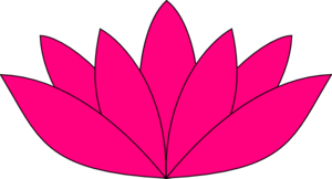 Lotus Flower Picture Clip Art