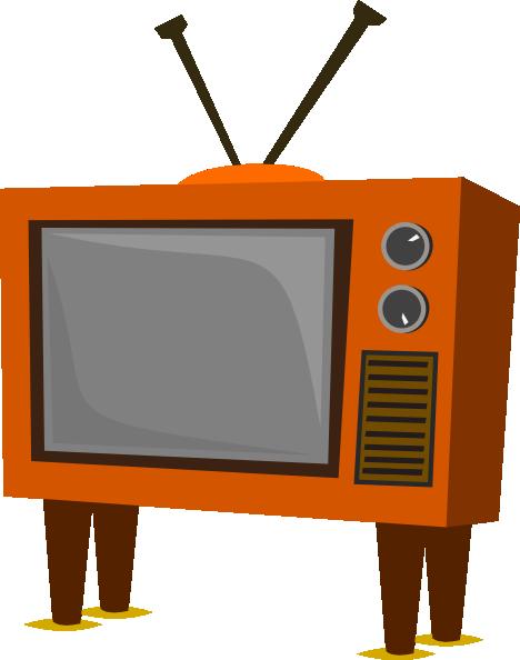 old tv clip art at clker com vector clip art online royalty free rh clker com clip art tv cartoons clip art tv cartoons