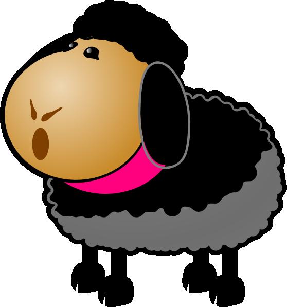 black sheep clip art at clker com vector clip art online baba black sheep clipart black sheep clipart images