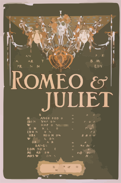 a description of the tragedy of romeo and juliet Description of the unit: this unit uses william shakespeare's romeo and juliet to help students analyze family relationships and fate in the character's lives as well as their own.