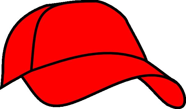 red baseball cap clip art at clker com vector clip art baseball hat clip art black white baseball hat clipart png