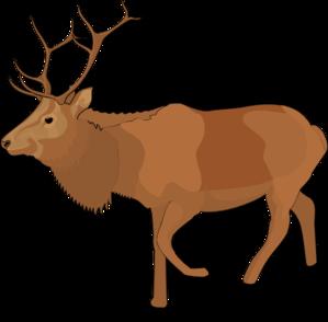 reindeer clip art at clker com vector clip art online royalty rh clker com free clipart reindeer sleigh free clipart reindeer sleigh