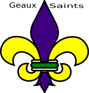 Saints Clip Art