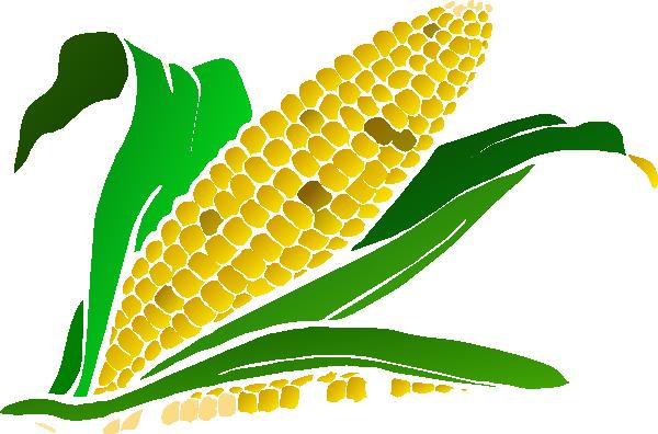 corn gradient clip art at clker - vector clip art online