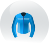 Race Jacket Icon Clip Art