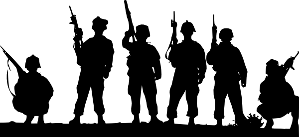 Clip Art Veterans Clip Art veterans clip art at clker com vector online royalty download this image as