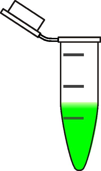 eppendorf with green clip art at clkercom vector clip