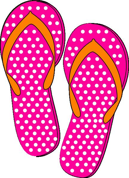 Flip Flops Clip Art At Clker