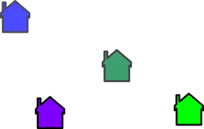 Statistics Of Housing Key Clip Art