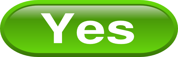 clip art of yes - photo #31
