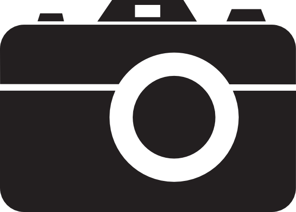 Camera Clip Art at Clker.com - vector clip art online, royalty free ...