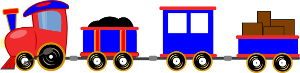 choo choo train car clipart - photo #3