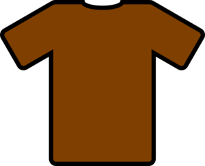 Brown Football Top Clip Art