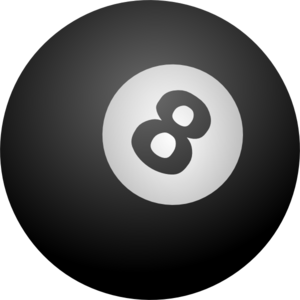 Eight Ball Clip Art