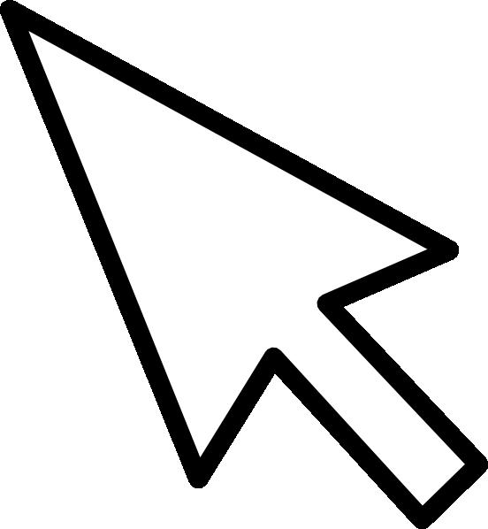 Mouse Pointer Clip Art at Clker.com - vector clip art ...