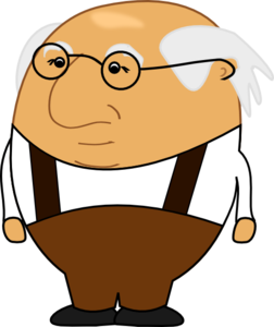 old man clip art at clker com vector clip art online royalty free rh clker com