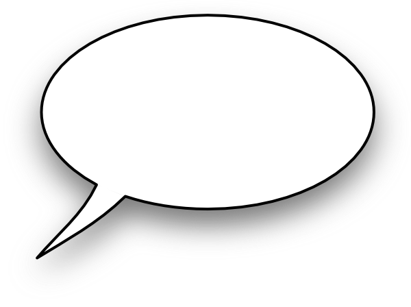 Text Bubble: Cartoon,speech Bubble Clip Art At Clker.com