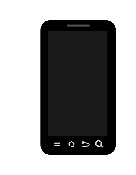 smartphone clipart - photo #21