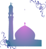 Masjid Silhouette Clip Art at Clker.com - vector clip art online ...