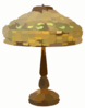 Abstract Tiffany Lamp Clip Art