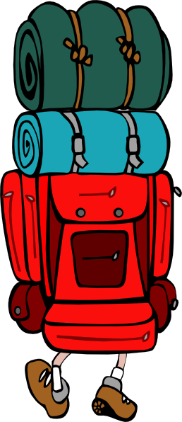 clipart rucksack - photo #27