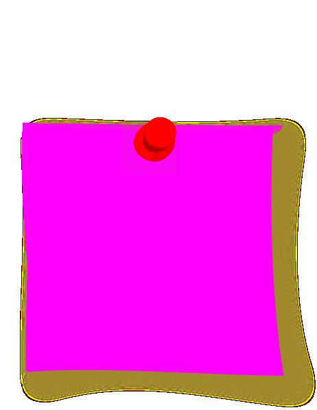 Purple Sticky Notes