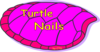 Pink Turtle Nails Clip Art