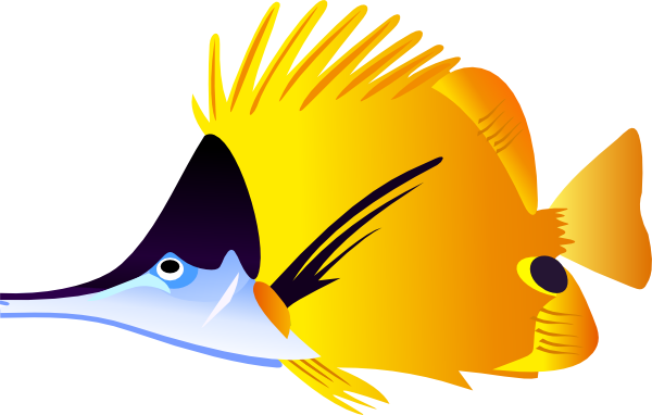fish clipart drawing - photo #49
