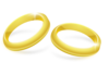 Gold Rings Clip Art