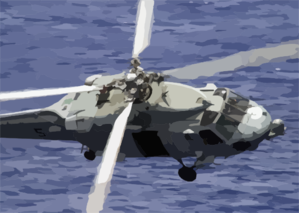 Seahawk Banks Sharply Towards The Constellation To Demonstrate It Clip Art