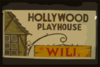 Hollywood Playhouse [presents]  Will Shakespeare  By Clemence Dane His Life And Loves. Clip Art