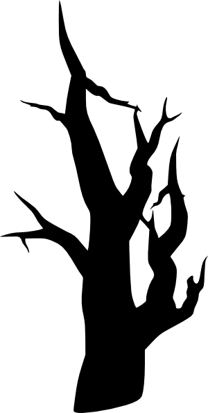 clip art dying tree - photo #39