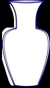 White Vase Clip Art at Clker.com - vector clip art online ...