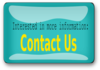Teal Contact Us Clip Art