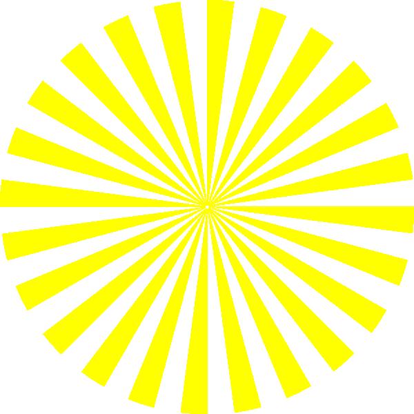 yellow starburst clipart - photo #18