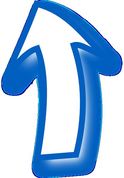 Blue-arrow Clip Art at Clker.com - vector clip art online ...