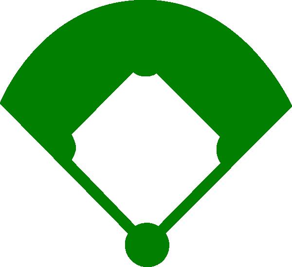 baseball field clip art at clker com vector clip art online rh clker com Baseball Field Dimensions baseball fielder clipart