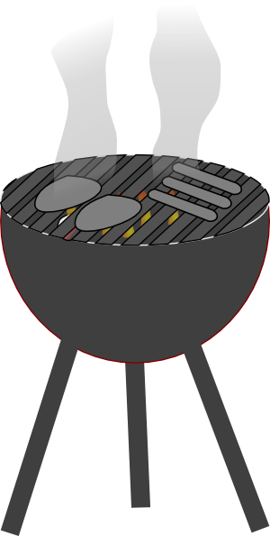 Barbecue Clip Art at Clker.com - vector clip art online, royalty free ...