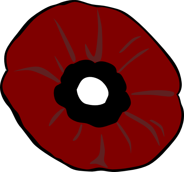 Plain poppy clip art at clker vector clip art online royalty download this image as mightylinksfo