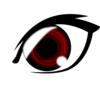 Vampire Anime Eye Clip Art