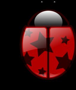 Lady Bug Clip Art at Clker.com - vector clip art online, royalty ...
